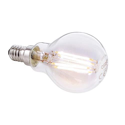 ampoule à led - osram parathom retrofit classic - e14 - 4w - 2700k - p45 - claire