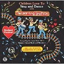 Children Love to Sing & Dance With the Learning Station