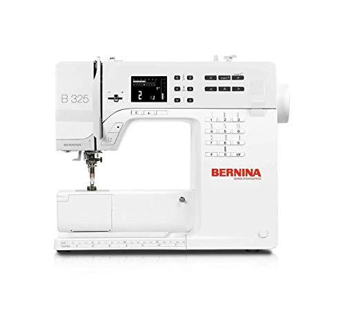 Bernina Máquina de coser 325, sencilla, genial, elegante, serie 3, para jóvenes creativos
