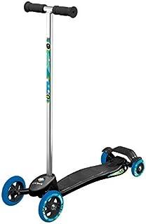 LA Sports Kids' 4-Wheel Scooter - SOLX-13891-BK01, Blue/Black