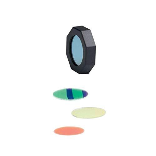 Led Lenser 501038 FILTROS DE 4 COLORES PARA LINTERNA MT10, Negro ⭐