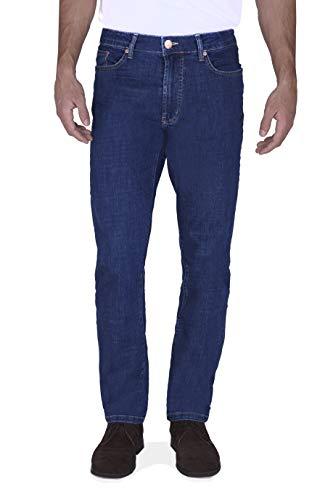 New Caro CE05361 Vro. Blue 9 Oz. Jeans , Azul ( 00301/Lav. 5 Años ) , 40 para Hombre