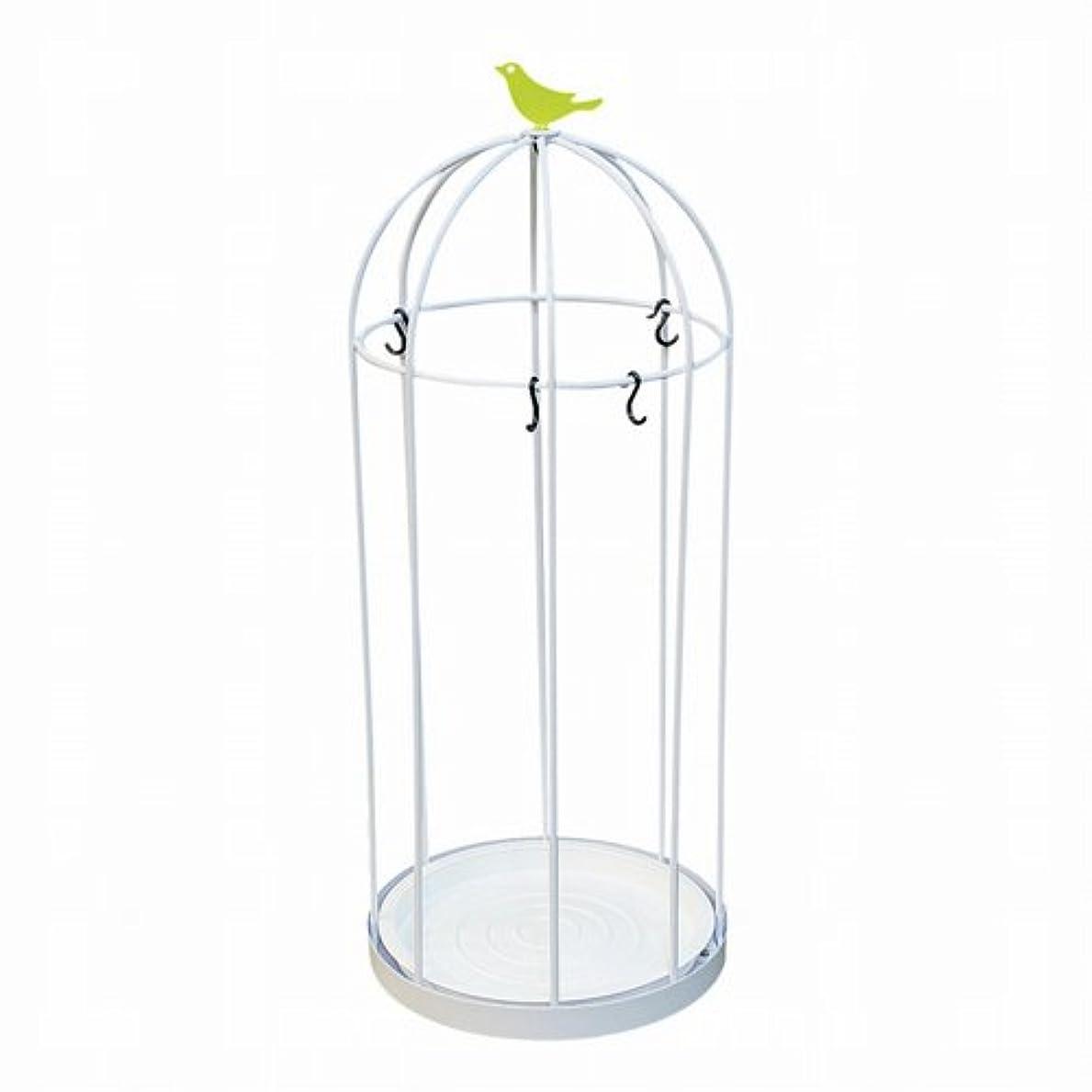 ハイジャックバンドループSPICE BIRDCAGE UMBRELLA HOLDER WKH211WG