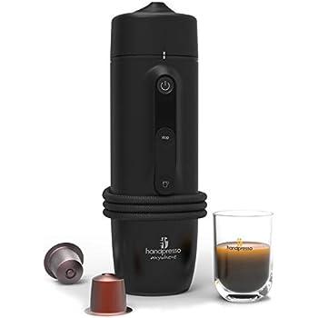 LTLWSH Cafetera portátil para Monodosis Blandas para El Coche 12V ...
