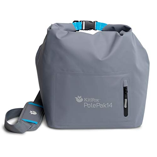 P&J Trading PolePak14 Cooler Bag – Waterproof...
