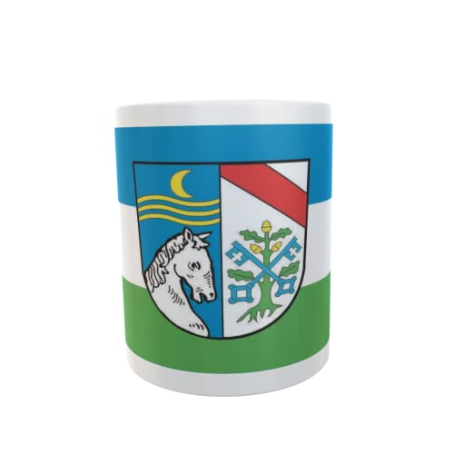 U24 Tasse Kaffeebecher Mug Cup Flagge Pocking