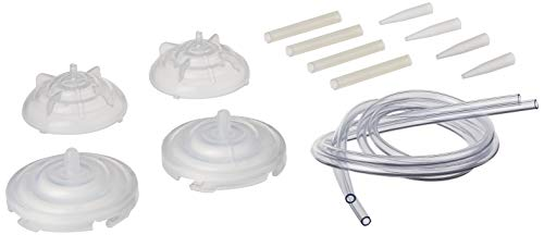 Freemie Cups Pump Connection Kit for Ameda, Philips and Lucina, Clear