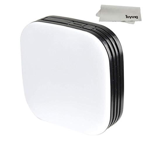 Luzes de vídeo de LED GODOX para câmera, recarregável, bateria selfie de LED, luz de LED 32 LED para iPhone iPad Sumsung Galaxy Photography Phones