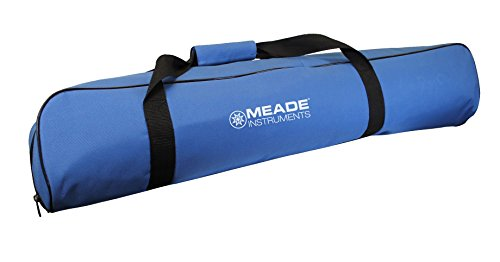 Meade Instruments infinity Carry Bag, per 60 – 70 mm telescopio – blu (609001)