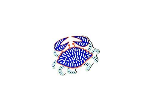 HAPPY EVERYTHING! Decorative Social Mini Attachment (Blue Crab)