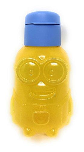 Tupper TUPPERWARE To Go EcoEasy Minions Minton Eco 350 ml 350ml gelb blau Wasser Trinkflasche Öko Ecoflasche Flasche