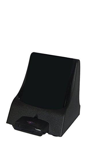 TouchStar TS8000 telefoonhouder en oplader, incl. adapter en UK-voeding, voor alle TS8000 apparaten, zwart, 2690911/001