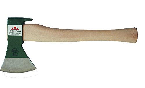 Stubai Handbeil grün mit Stiel 800 g