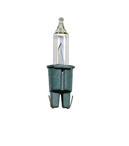 Ersatz-Leuchtmittel - für 100er Basic Line Lichterkette - 2,5V - 0,45W - Warmweiß - 5 Stück