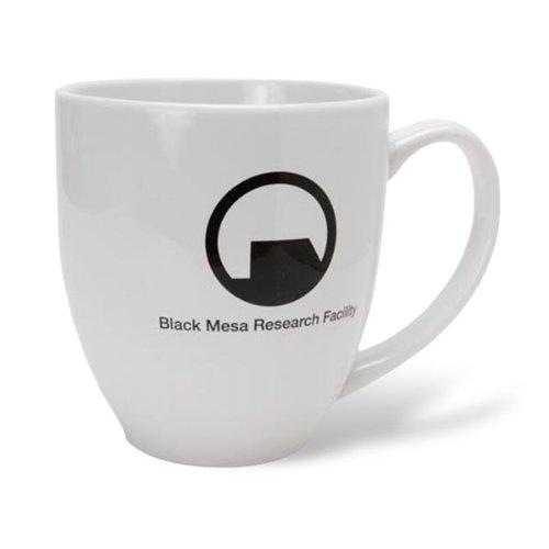 Elbenwald Half-Life 2 - Black Mesa Tasse Ego Shooter Game Fan Keramik Kaffeebecher Pott