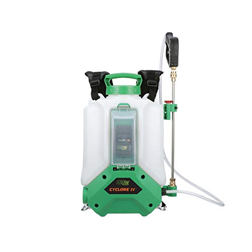 FlowZone Cyclone 2V Lithium-Ion Battery Powered Backpack Sprayer (Variable-Pressure)