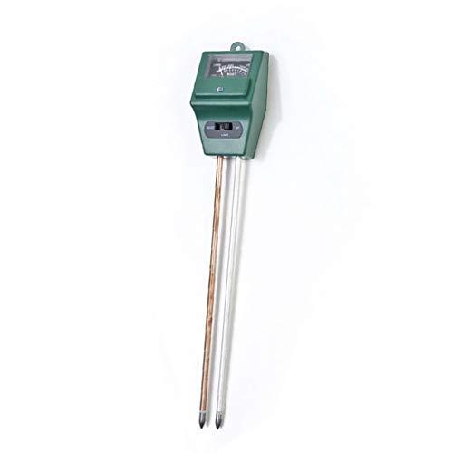 3 in 1 Bodem PH Meter Bloempot Hygrometer Bodemtester Planten Groei Vocht Lichtintensiteit Detector