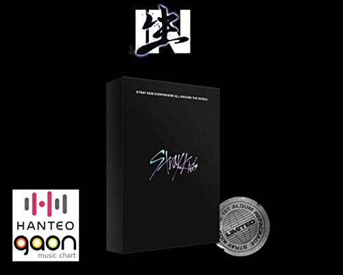Stray Kids - IN生 (In Life) [Limited ver.] [Pre Order] CD+Photobook+Folded Poster+Pre Order Benefit+Others with Tracking Code, Extra Decorative Sticker Set, Photocard Set