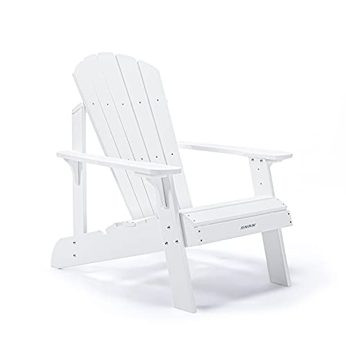 Oversized Adirondack Weather Resistant Ergonomic Chair Only $116.99 (Retail $199.99)