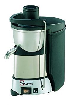 Santos 50 Commercial Centrifugal Juice Extractor) GREY COLORR (aka Miracle Junior Pro MJ50) (Santos 50)