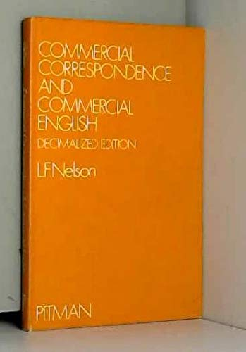 Commercial Correspondence and Commercial English (Sixth ed.originally published)