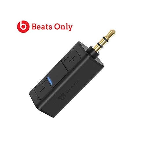 TekHome 2019 Upgraded Bluetooth Adapter Compatible for Beats Headphones Solo 2 EP Pro, Black.