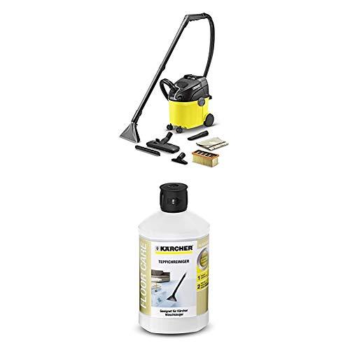 Kärcher 1.081-200.0 Aspirateur 3 en 1 injecteur / extracteur SE 5100 + Nettoyant moquettes et Tapis RM 519 (1 l.)