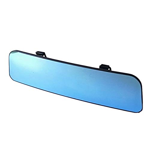 CHUANGLIN Rearview mirror anti-glare convex rearview mirror binding fixed on the internal wide Angle rearview mirror effectively anti-glare reduce blind area