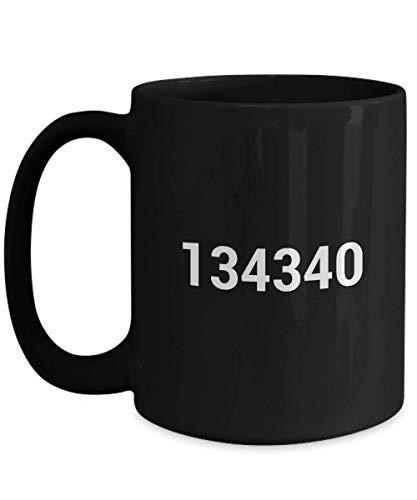 N\A Taza Negra de BTS 134340 Idea de Regalo del ejército de Bangtan Boy para Fan de k-Pop Taza de café de cerámica