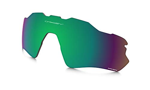 Oakley Herren Radar Ev Path Adult Replacement Lens Lesebrille, Prizm Shallow Water Polarized, Einheitsgröße