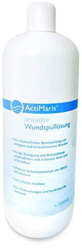 Actimaris Wundspüllösung Sensitiv 1000 ml Spüllösung
