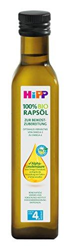 HiPP Bio Rapsöl 250ml, 6er Pack (6 x 250 g)