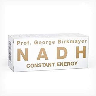 NADH - Constant Energy - 60 Tablets (Prof. George Birkmayer)