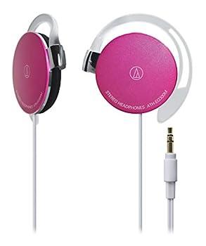 Audio Technica ATH-EQ300M PK Pink | Ear-Fit Headphones  Japan Import