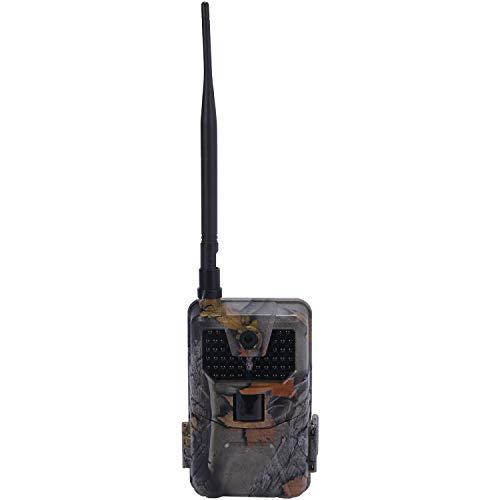TTBD 20Mp 1080P Wildlife CáMara Trail Trampas de Fotos VisióN Nocturna 2G SMS MMS Smtp Correo ElectróNico CáMaras Celulares de Caza Vigilancia Hc900M