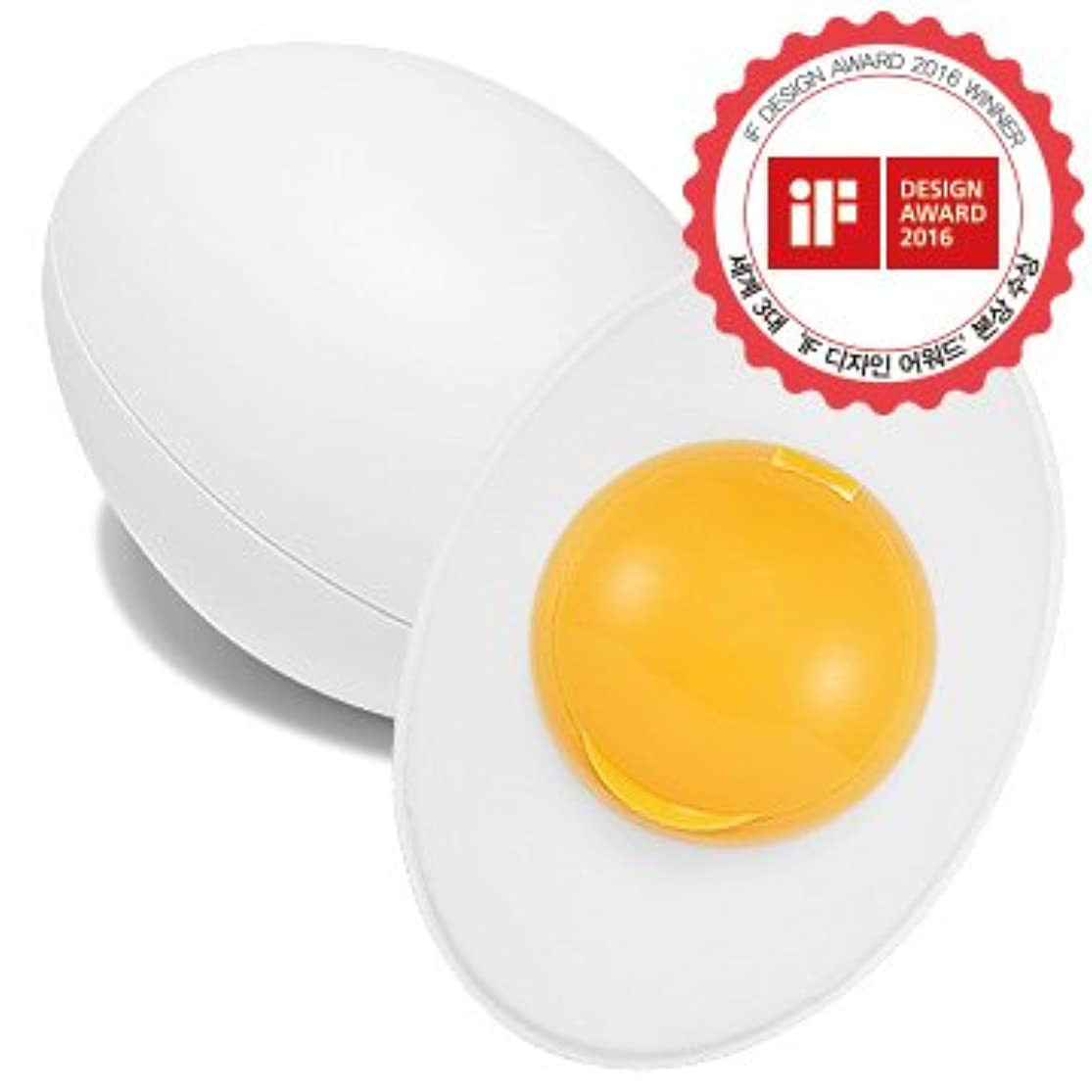 固執ハンディ一目【2個セット] HolikaHolika ツルツルエッグスキンピーリングジェル 140ml / Smooth Egg Peeling Gel 140ml [並行輸入品]