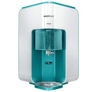 Havells Max RO+ UV+ Mineralizer, 8 LTR. RO Water Purifier with Revitalizer