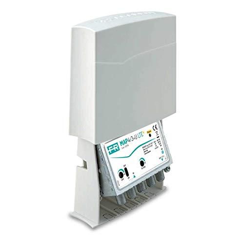 Fracarro 223706 amplificatore da palo MAP4r3U VHF/UHF 22/42dB
