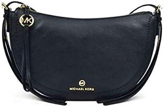MICHAEL KORS Womens Medium Messenger Bag, Black - 30H9GCDM2L