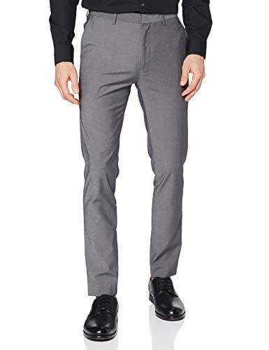 Marchio Amazon - find. Pantaloni Uomo, Grigio (Lt Grey), 34W / 31L, Label: 34W / 31L