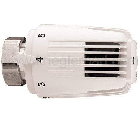 Herz Thermostatfühler / Thermostatkopf ohne Nullstellung
