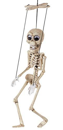 Crazy Bonez Starvin' Marvin The Skeleton Marionette