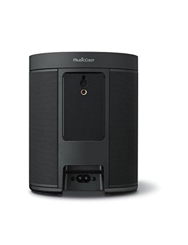 ヤマハワイヤレスストリーミングスピーカーアンプ内蔵/Wi-Fi/Bluetooth/MusicCast対応ブラックWX-021(B)