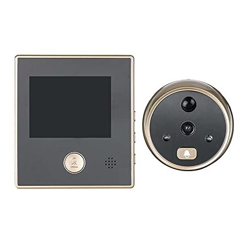 3 Pulgadas SY-1 TFT LCD HD Cámara De Puerta Digital Ojo Timbre...