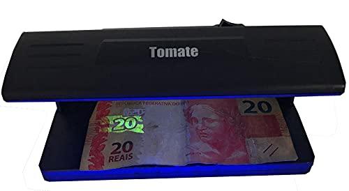 Detector Testador Nota Dinheiro Falso Ultravioleta Bivolt