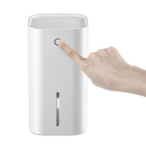 SYHDML Deumidificatore, Mini Deumidificatore Elettrico Ambiente, Silenzioso e Portatile, Auto-off, Contro la Muffa e L'umidit, per Ambienti, Casa, Armadio o Garage