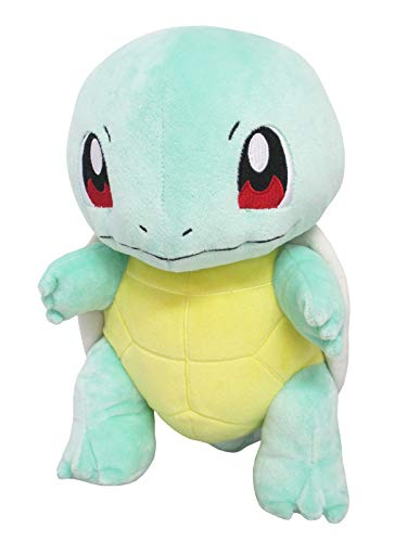Sanei Pokemon Plush Toy All Star Collection PP120 Squirtle Peluche (M) Carapuce Schiggy