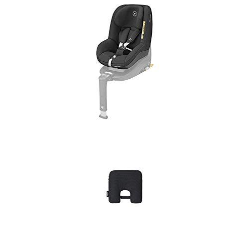 Bébé Confort Pearl Smart Seggiolino Auto 9-18 kg Reclinabile, ECE R129 I-Size, Gruppo 1 per Bambini da 6 mesi fino a 4 anni (67-105 cm), Authentic Black, con Dispositivo Antiabbandono