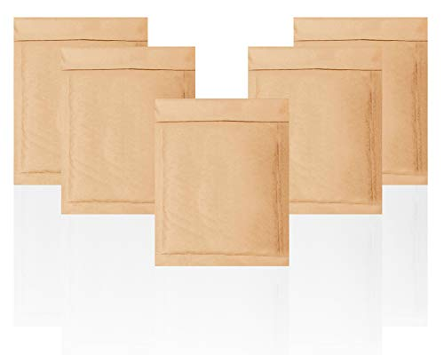 Natural Kraft Bubble Mailers 6x9...