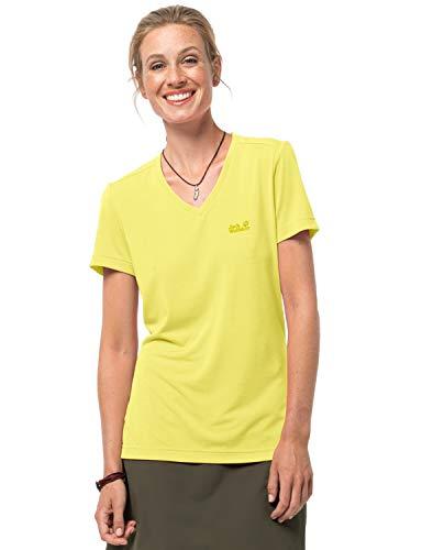 Jack Wolfskin Women's CROSSTRAIL T WOMEN Athletic T Shirts sorbet XS